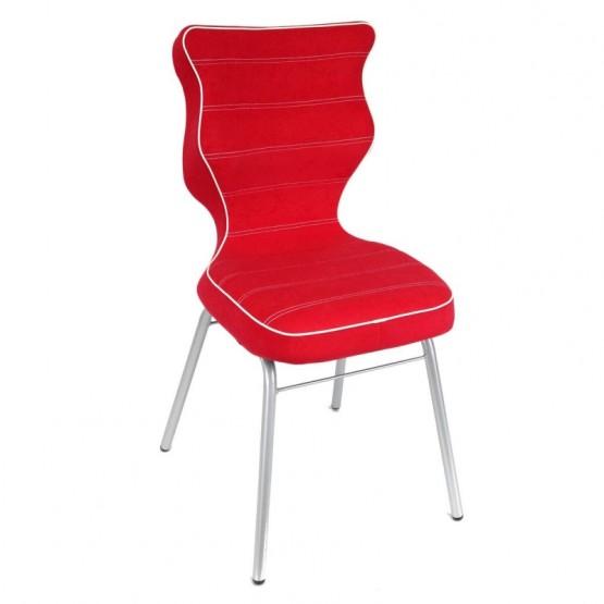 Krzesło Classic Visto - rozmiar 4 - kolor czerwony R