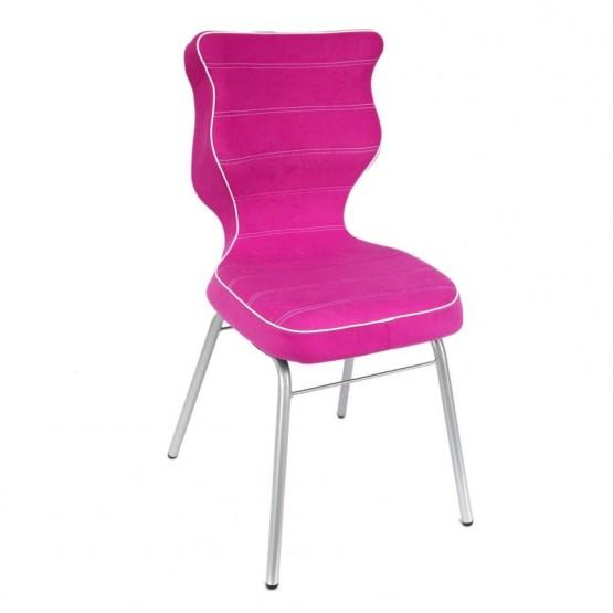 Krzesło Classic Visto - rozmiar 4 - kolor różowy R1
