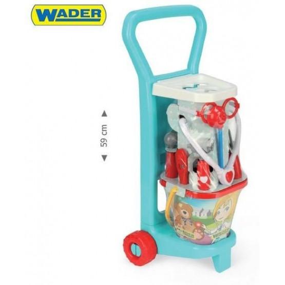 ZESTAW MAŁY DOKTOR WADER - 10775 A1