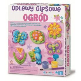 ODLEWY GIPSOWE - OGRÓD 4M