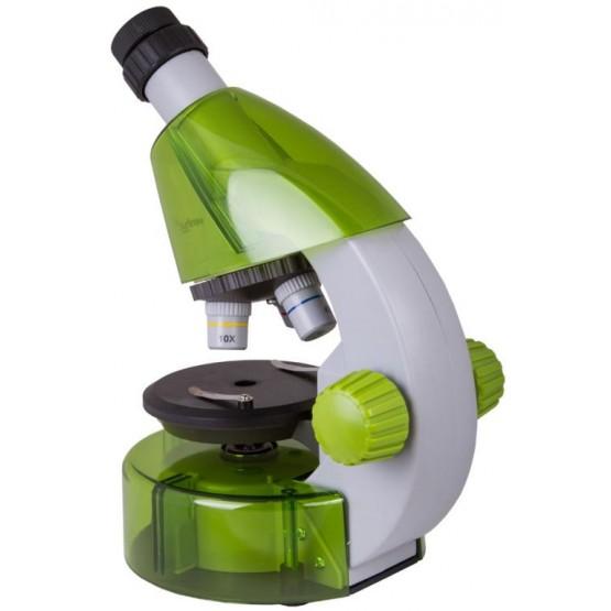 Mikroskop Levenhuk LabZZ M101 limonka M1