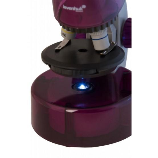 Mikroskop Levenhuk LabZZ M101 ametyst M1