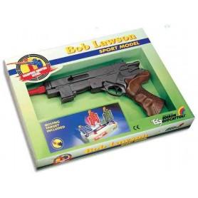 Edison Pistolet na naboje gumowe Bob Lawson 32cm N1