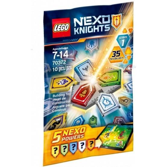 Klocki Lego Nexo Combo Moce 70372 N1