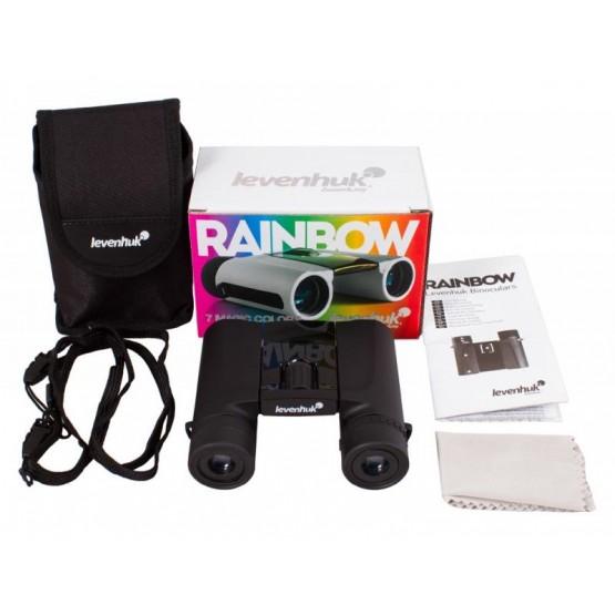 Lornetka Levenhuk Rainbow 8x25 - czarna M1