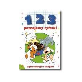 123 poznajemy cyferki