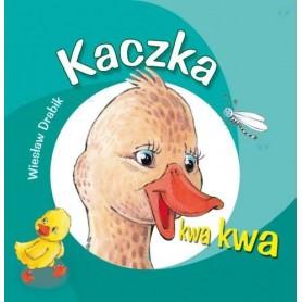 Kaczka kwa kwa - książeczka dla dzieci