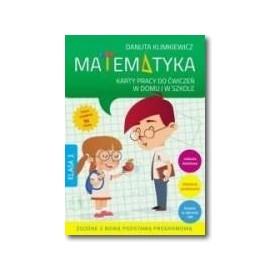 Matematyka kl.2 Karty Pracy do ćwiczenia w domu i w szkole