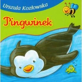 Pingwinek - książeczka dla dzieci