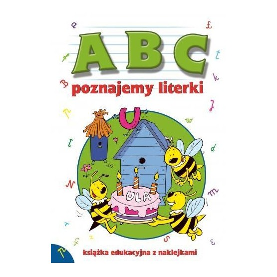 ABC poznajemy literki
