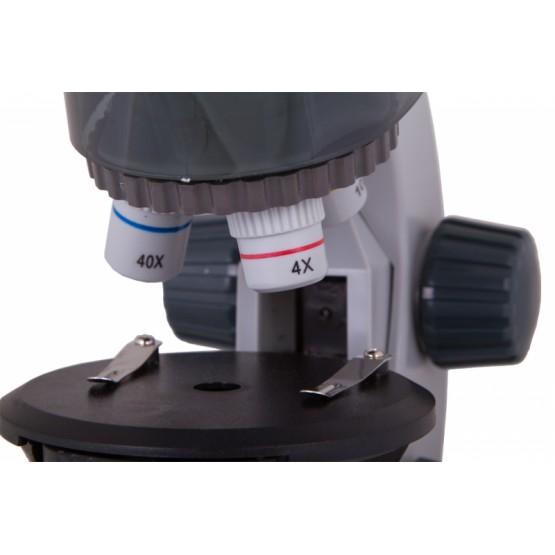 Mikroskop Levenhuk LabZZ M101 kamień księżycowy M1