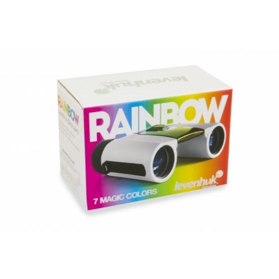 Lornetka Levenhuk Rainbow 8x25 - limonkowa M1