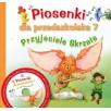 Piosenki dla przedszkolaka 7. Przyjaciele Skrzata. Książka z płytą CD