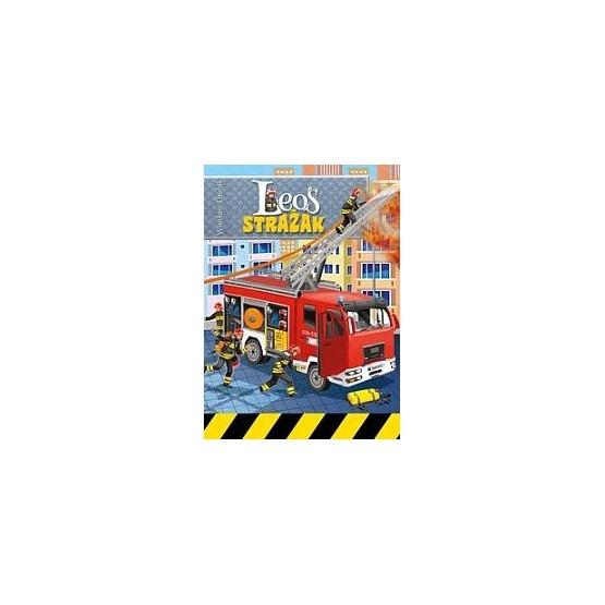 Leoś strażak