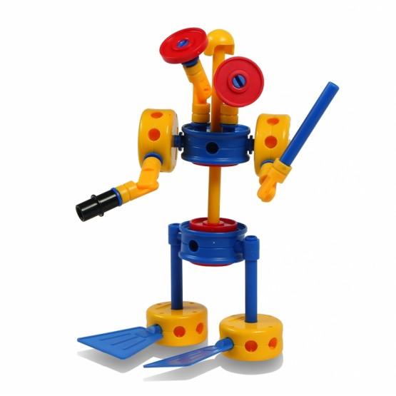 KLOCKI THINKERTOY 70 ELEMENTÓW ROBOTY