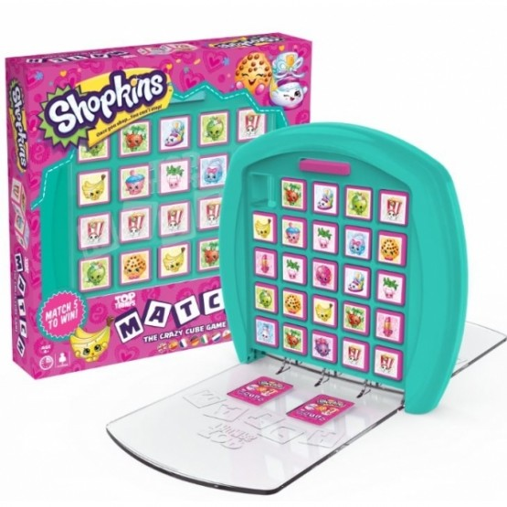 TOP TRUMPS MATCH SHOPKINS
