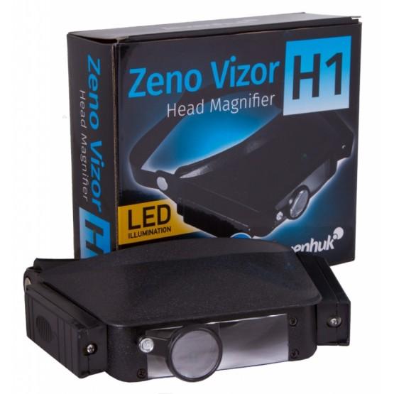 Lupa nagłowna Levenhuk Zeno Vizor H1 M1