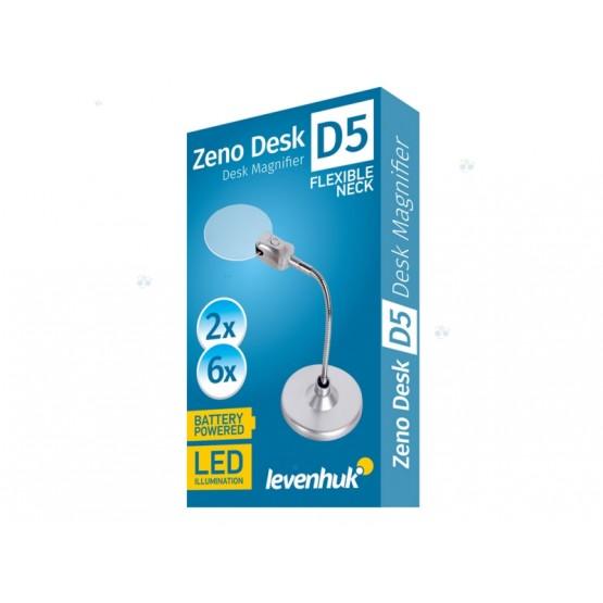 Lupa Levenhuk Zeno Desk D5 M1