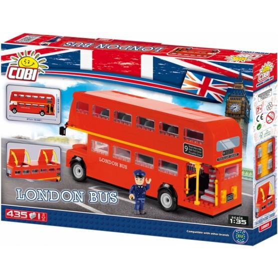 LONDON BUS 435 ELEMENTÓW COBI