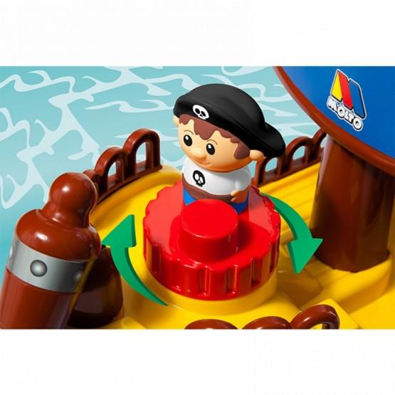 Statek piratów Molto Blocks 30 el. S1