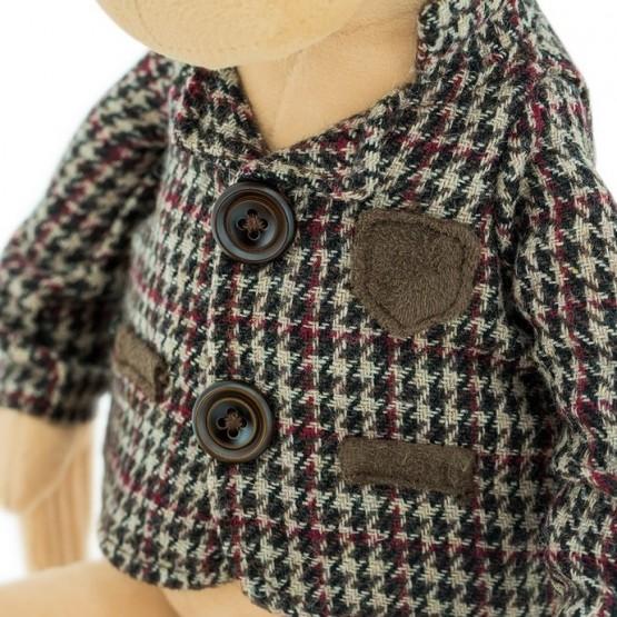 Przytulanka Małpka Sherlock - 40cm T1