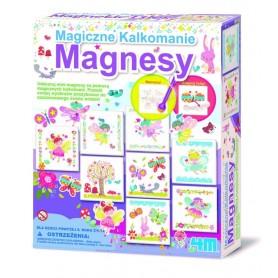 MAGNESY MAGICZNE KALKOMANIE