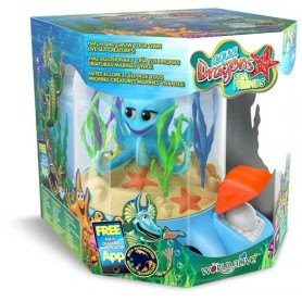 Sea Friends Ogród Ośmiornicy Aqua Dragons z pompką 4013 S1