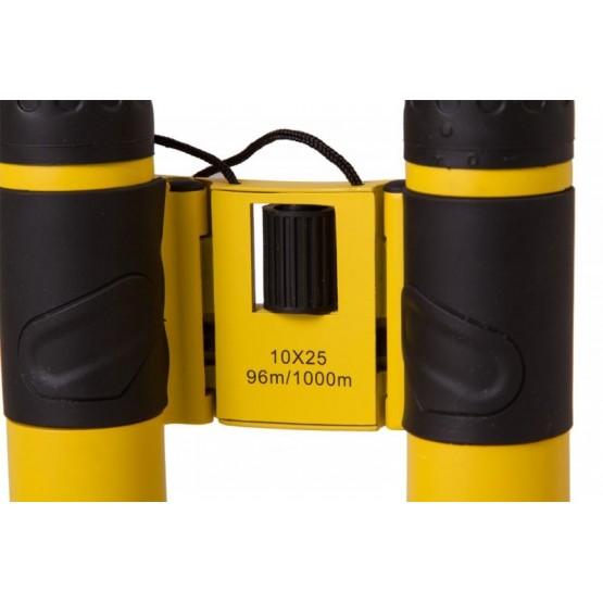 Lornetka Bresser Topas 10x25 żółta M1