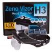 Lupa nagłowna Levenhuk Zeno Vizor H3 M1