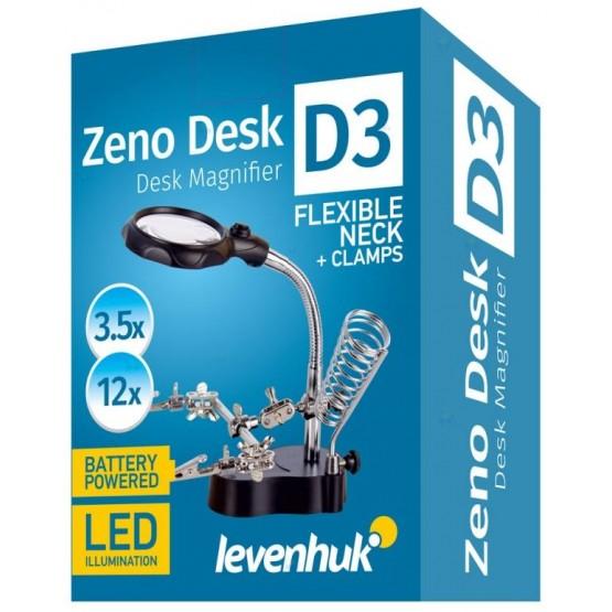 Lupa Levenhuk Zeno Desk D3 M1