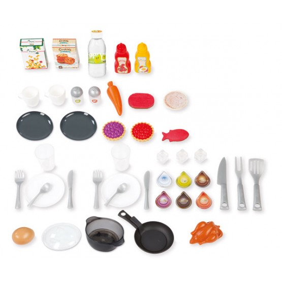 SMOBY Kuchnia Tefal Superchef Deluxe Bubble