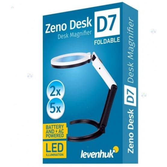 Lupa Levenhuk Zeno Desk D7 M1