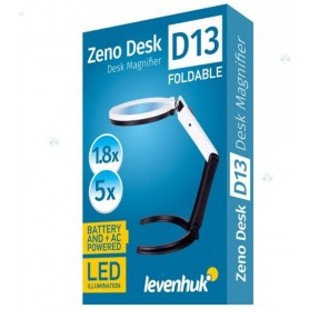 Lupa Levenhuk Zeno Desk D13 M1