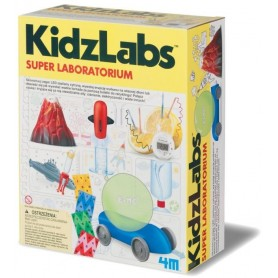 SUPER LABORATORIUM KIDZ LABS 4M