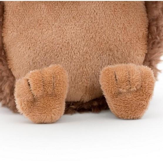 Przytulanka Jeżyk w berecie - 18cm T1
