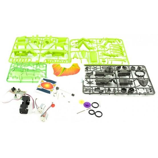 Robot DIY LIZARD Zbuduj jaszczurkę E1