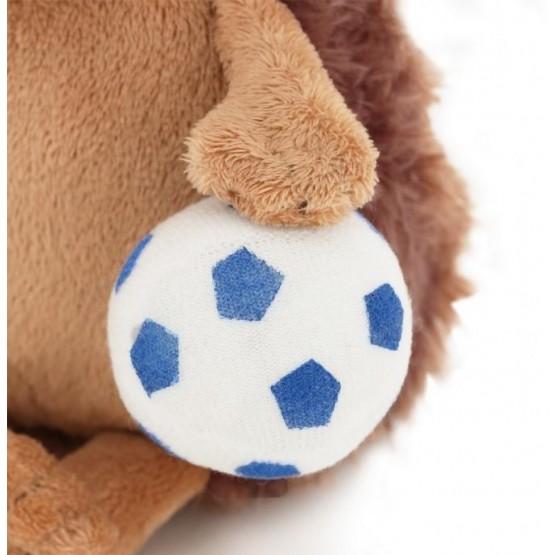 Przytulanka Jeżyk z piłką - 25 cm T1