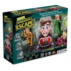 OPERATION ESCAPE ROOM GRA FAMILIJNA JUNIOR TM TOYS
