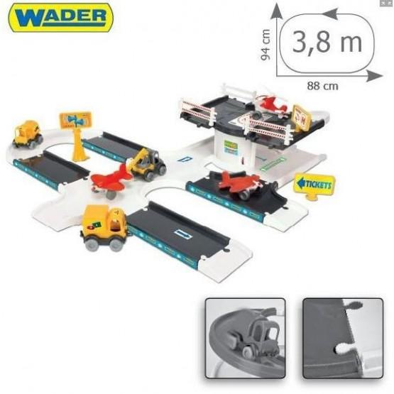 KID CARS 3D BAZA LOTNICZA WADER 53350C A1