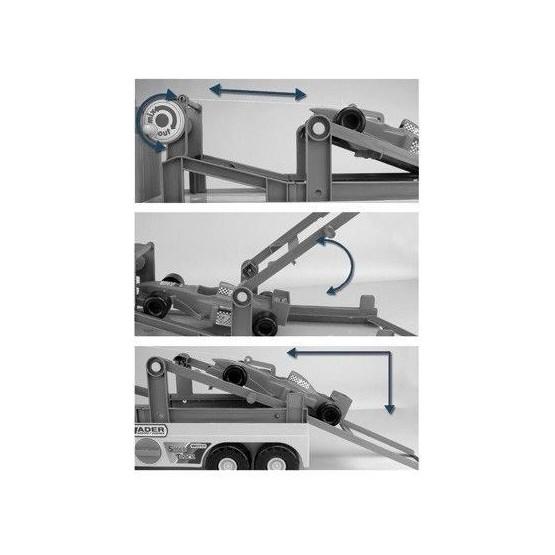 Wader Super Truck z Formułą 1 36620 A1