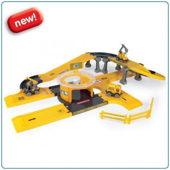 Wader KID CARS 3D BUDOWA 53340 A1