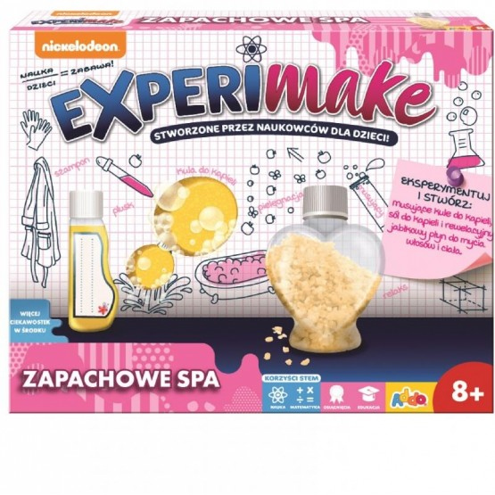 ZAPACHOWE SPA EXPERIMAKE