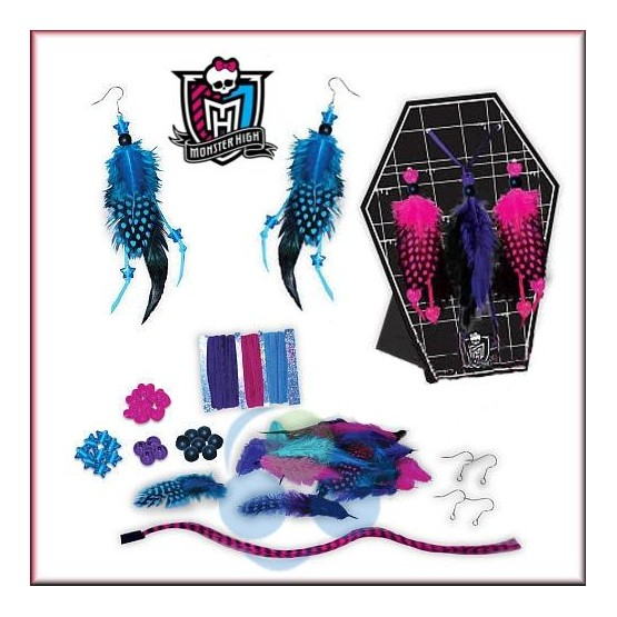 STUDIO BIŻUTERII MONSTER HIGH