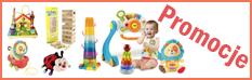 Promocje - zabawki dla dzieci sklep