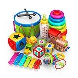 Zabawki dla dzieci - klocki